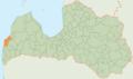 Pāvilostas novada karte.png