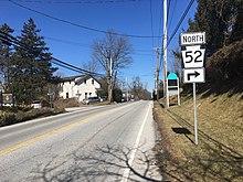 U S  Route 202 Business (Montgomeryville–Doylestown