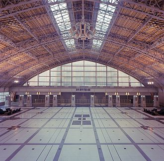 Pennsylvania Convention Center - Grand Hall, 1993