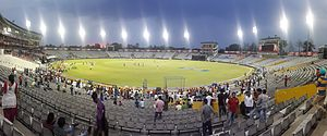 2014 Indian Premier League - Image: PCA Stadium, Mohali 1