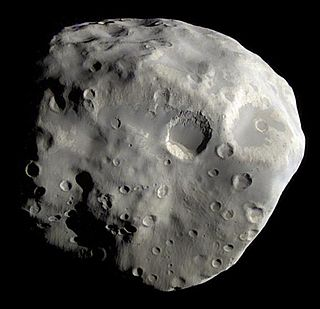 Epimetheus (moon) moon of Saturn