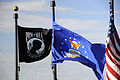 POW-MIA, Air Force and US flag 140915-F-WR604-015.jpg