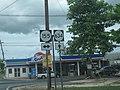 PR-155 and PR-634 signs in Morovis, Puerto Rico.jpg