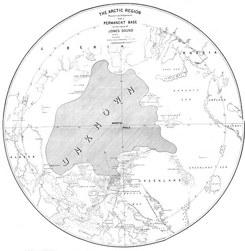 PSM V49 D338 Map of the unknown polar regions.jpg