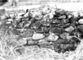 PSM V56 D0178 Old wall in a cellar of fort william henry maine.png