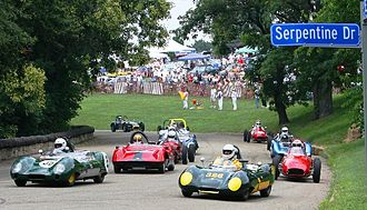 Sports in Pittsburgh - Pittsburgh Vintage Grand Prix