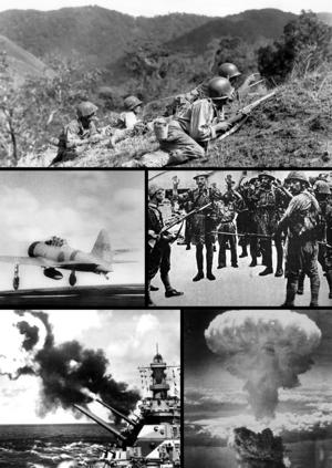 太平洋戦争 - Wikipedia