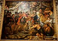Painting of tapestry for the Convent of Las Descalzas Reales, workshop of Peter Paul Rubens, c. 1625, oil on canvas - John and Mable Ringling Museum of Art - Sarasota, FL - DSC00505.jpg