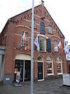 pakhuis en koffiebranderij in winschoten 1898 - 2