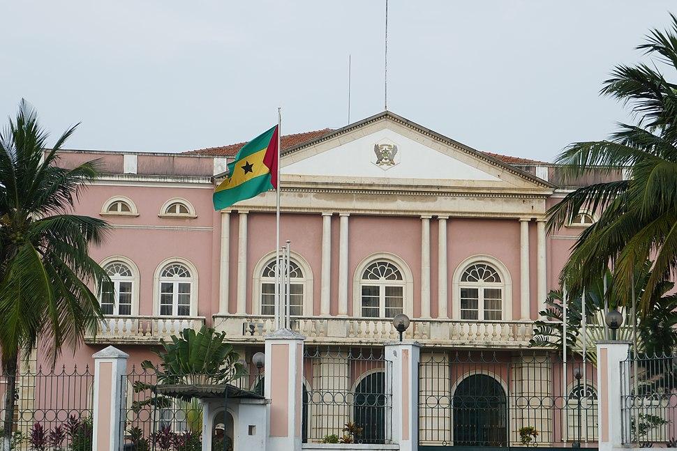 Palais présidentiel à São Tomé (7)