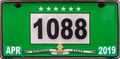 Palau license plate Ngchesar 2019 b.png