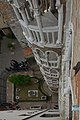 Palazzo Contarini del Bovolo scala dall alto Venezia.jpg