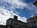 Palazzo Ducale (Genova) Torre Grimaldina 3 e porzione facciala lato Piazza Matteotti.jpg