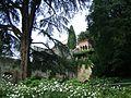 Palazzo Giusti giardini giusti Verona Aug 2011 Giusti gardens back view.JPG