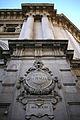 Palazzo della Banca d'Italia (Milano) Arcch. Broggi e Nava (1908-1913) Colonna destra MCMXIII.jpg