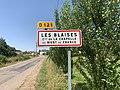 Panneau entrée Blaises Chapelle Mont France 1.jpg