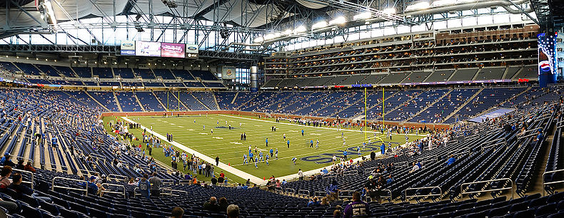 Ford Field Wikipdia