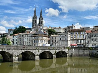 Niort Prefecture and commune in Nouvelle-Aquitaine, France