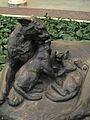 Panther and Cubs Kemeys 02.jpg