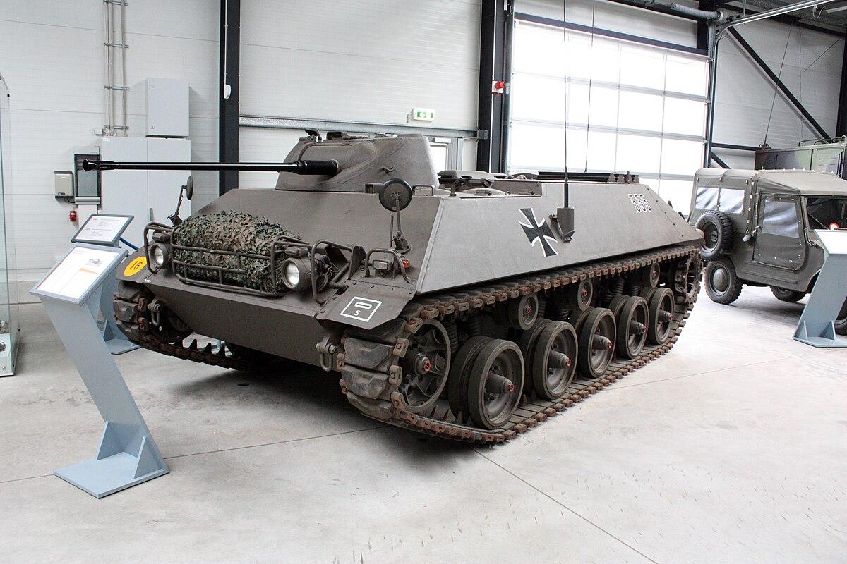 Px Panzermuseum Munster