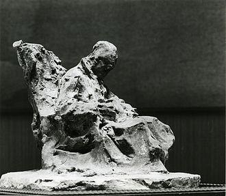 Medardo Rosso - Image: Paolo Monti Servizio fotografico (Barzio, 1978) BEIC 6363779