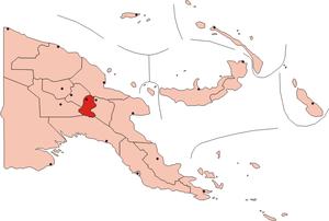 Chimbu Province - Image: Papua new guinea chimbu province