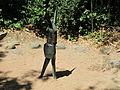 Parco di pinocchio 22 il ciuchino pinocchio.JPG
