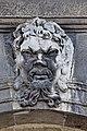 Paris - Les Invalides - Façade nord - Mascarons - 005.jpg