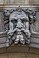 Paris - Les Invalides - Façade nord - Mascarons - 031.jpg