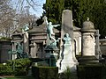 Paris - Père Lachaise Cemetery - silent dialogue of verdigris sculptures.jpg