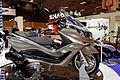Paris - Salon de la moto 2011 - Piaggio - X10 350 - 004.jpg