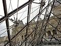 Paris 75001 Cour Napoléon Louvre pyramid detail 20120629 (01).jpg