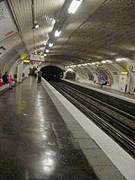 Simplon Metro Station (Paris)