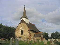 Parish Church of Little Burstead, Essex - geograph.org.uk - 49478.jpg