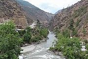 Paro Chhu River near Chuzom.jpg