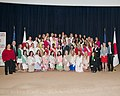 Participants at the Cherry Blossom Centennial Event Pose for a Photo (6964442352).jpg