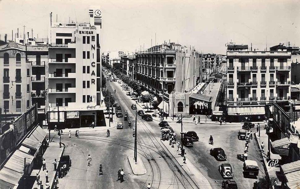 Passage 1950
