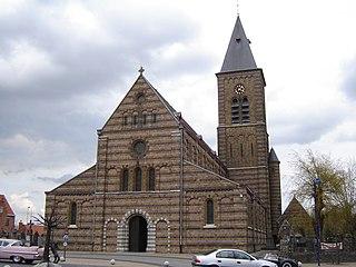 Passendale Deelgemeente in West Flanders, Belgium