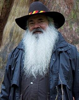 Pat Dodson Australian indigenous rights activist