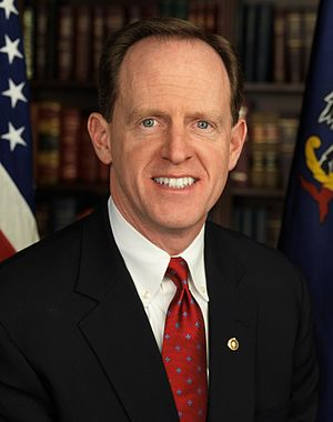 Pat Toomey - Image: Pat Toomey, Official Portrait, 112th Congress