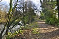 Path beside the Afon Ogwr - Pen-y-fai - geograph.org.uk - 1623506.jpg