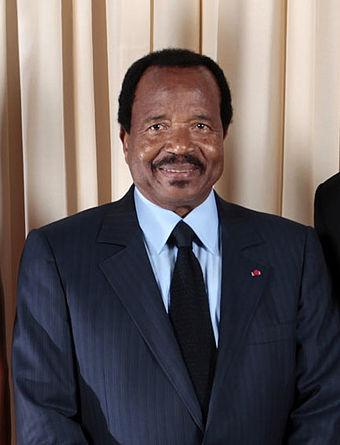 Paul Biya (septembre 2009)