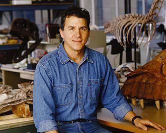 Paul Sereno - Image: Paul Sereno Lab Photo