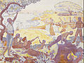 Paul Signac - In the Time of Harmony- The Joy of Life--Sunday by the Sea - Google Art Project.jpg