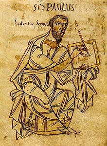 Resultat d'imatges de APOSTOL SANT PAU