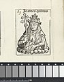 Paus Johannes V Benedictus secundus (titel op object) Liber Chronicarum (serietitel), RP-P-2016-49-62-5.jpg