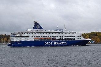 MS Pearl Seaways - Image: Pearl Seaways Oslo