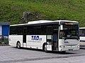 Pec pod Sněžkou, autobusové nádraží, Irisbus Crossway.jpg