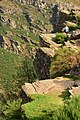Penhasco sob as Fisgas do Ermelo, Parque Natural do Alvão.jpg