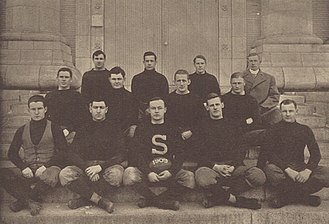 1909 Penn State Nittany Lions football team - Image: Penn State Football 1909